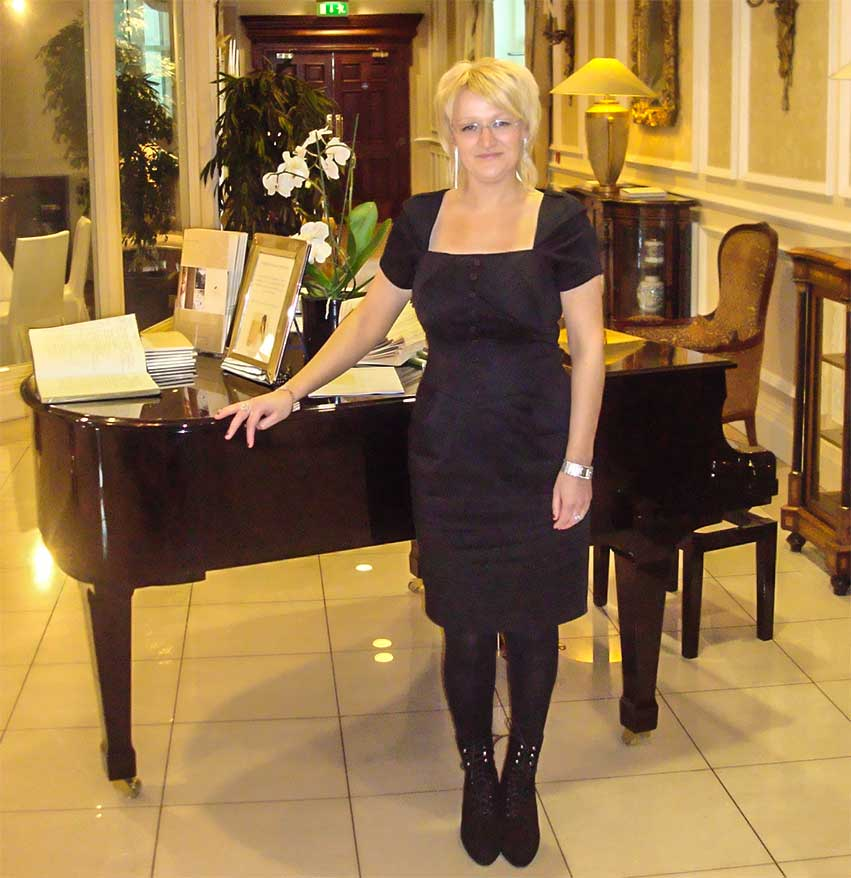Muriel O'Gorman Wedding Singer Ireland